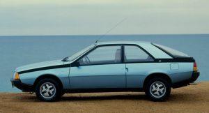 Renault Fuego GTL
