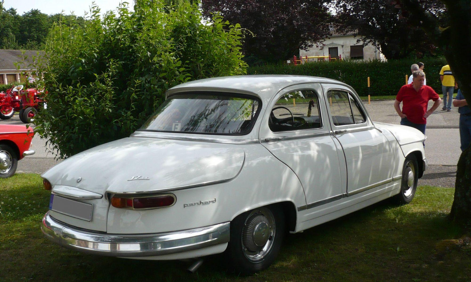 panhard 17b Super Relmax 1964